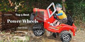 Top 5 Best Power Wheels Reviews And Buying Guide For