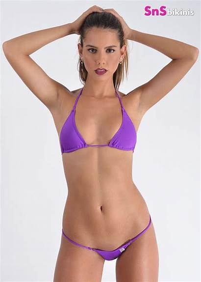 Bikini Triangle Mini Thong Bikinis Snsbikinis Preciosa