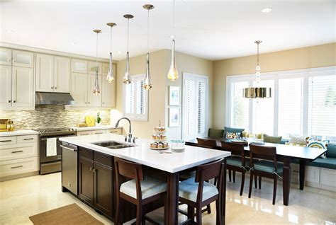 contemporary kitchen islands with seating modern kitchen island designs with seating