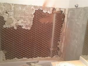Décoller Papier Peint Sur Placo : decoller du carrelage sur du placo ~ Dailycaller-alerts.com Idées de Décoration