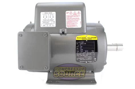 Rpm Phase Industrial Baldor Electric Motor