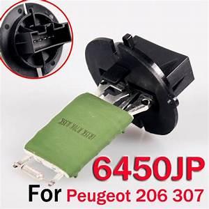 Peugeot 307 Resistor Heater
