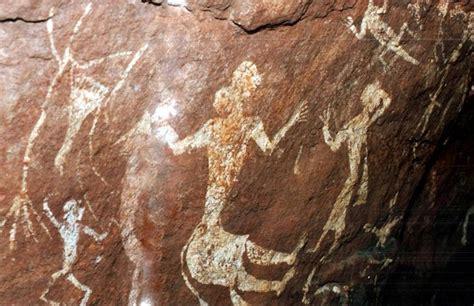 rock art  india