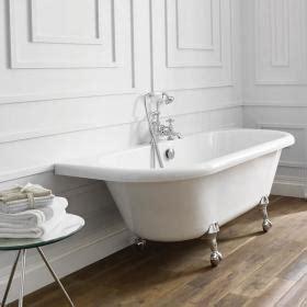 burlington emperor soaking tub freestanding bath