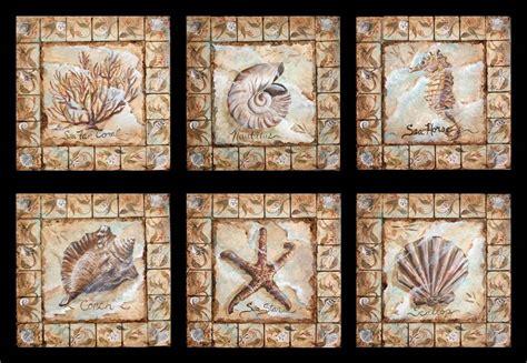 Handpainted Decorative Tile Inserts