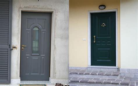 portoni ingresso alluminio portoncini di ingresso in alluminio brembate di sopra