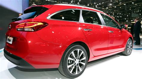 2017 Hyundai I30 Tourer Proves Family Wagons Don't Have To