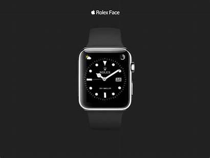 Face Rolex Apple Faces Dribbble Shots