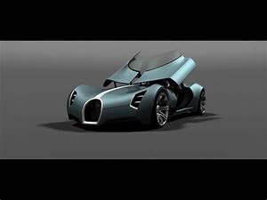 2025 Bugatti Aerolithe Concept Design by Douglas Hogg ...