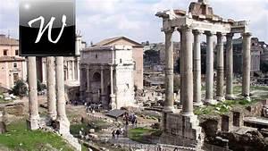 Roman Forum  Rome  Hd