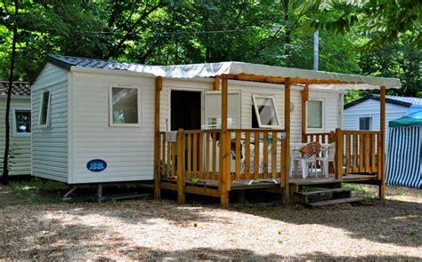 mobil home neuf 3 chambres location mobil home anduze bord de rivière