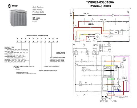 trane heat wiring diagram twn042c100a4 last edited by houston204 10 24 2009 at 07 14 pm