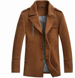 brown mens pea coat coat racks With brown pea coat mens