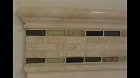 install  mosaic tile border youtube