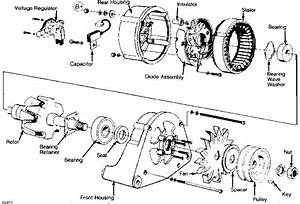 Volvo 960 Alternator  U0026 Regulator Repair Manual