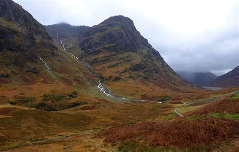 Pictures Of Rain Clouds Glencoe A Year In Pictures Autumn Glencoe Scotland