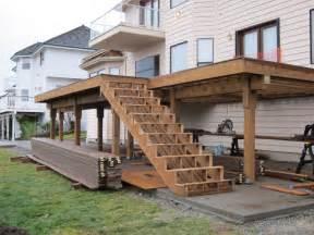 Deck Structure Design