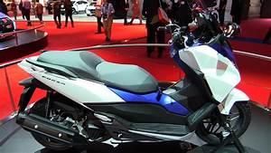Honda Forza 125 Promotion : 2015 honda forza 125 abs walkaround 2014 paris auto show youtube ~ Melissatoandfro.com Idées de Décoration