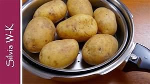 Kartoffeln Im Schnellkochtopf : kartoffeln garen im schnellkochtopf youtube ~ Watch28wear.com Haus und Dekorationen