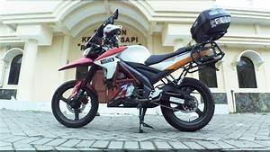 Vixion 2012 Spek Touring