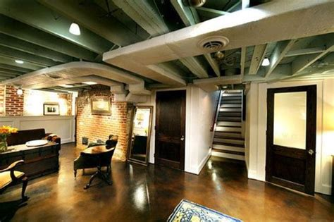 36 Practical And Stylish Basement Ceiling Décor Ideas. Kitchen Interiors. Chrome Bathroom Lighting. Single Wall Oven Cabinet. China Cabinets. Narrow Bathroom Ideas. Stone Walkway. Yellow River Granite. Property Brothers Kitchens
