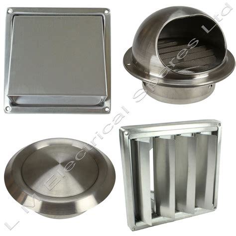how to clean kitchen exhaust fan mesh stainless steel wall air vent metal cover outlet exhaust