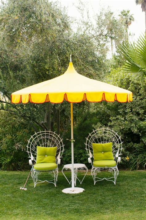 Pagoda Style Patio Umbrella by Patio Umbrellas