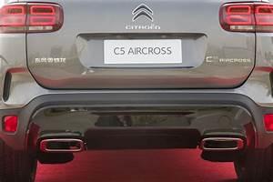 Forum C5 Aircross : le citro n c5 aircross dans le d tail en 40 photos photo 27 l 39 argus ~ Medecine-chirurgie-esthetiques.com Avis de Voitures