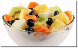 Obst Mit L : obst salat mit quark creme rezept ~ Buech-reservation.com Haus und Dekorationen