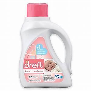 Dreft High Efficiency Liquid Detergent in 50-Ounces (32