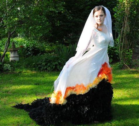gorgeous hunger wedding mockingjay dress costume by thehungergames mockingjay