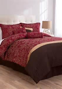 lifestyle home aldbury 7 comforter set belk