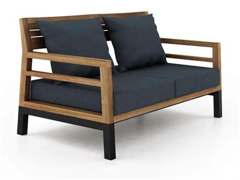 modern teak aluminum sofa bermuda contract hotel lxuxry