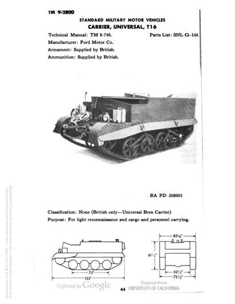 TM 9-2800. 1943