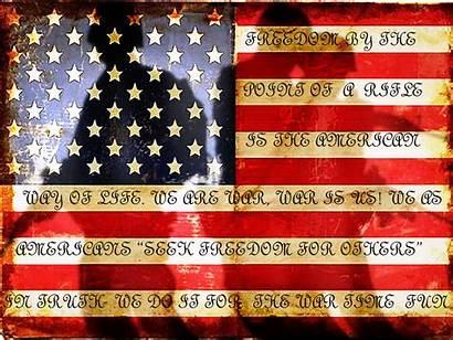 American Flag Patriotic Wallpapers Screensavers Military Desktop