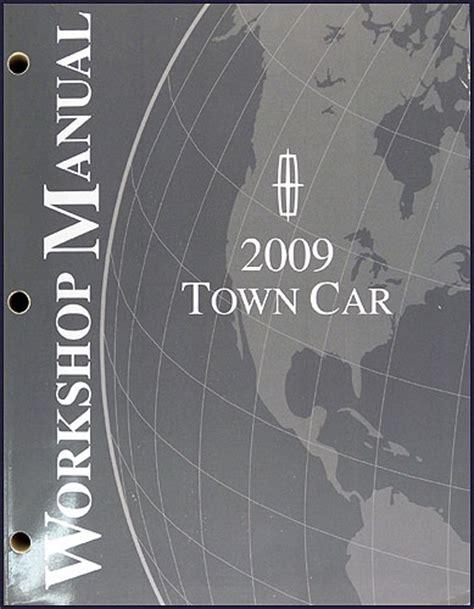 1998 lincoln town car original repair shop manual 2 volume set 98 workshop oem ebay 2009 lincoln town car repair shop manual original