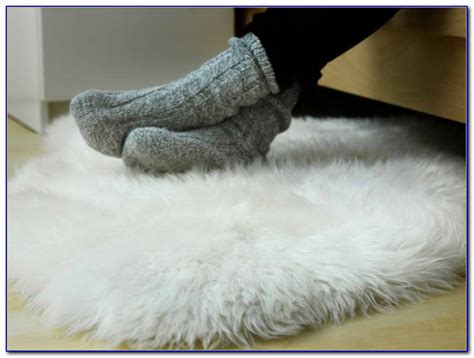Sheepskin Rug Ikea by Ikea Sheepskin Rug Hack Rugs Home Design Ideas