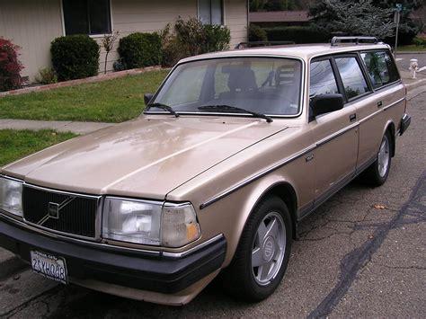 Volvo 240 Mpg by 1991 Volvo 240 Se Wagon 2 3l Auto