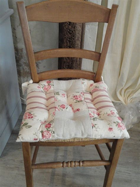 galettes de chaises comptoir de famille coussin et galettes de chaise charme d 39 antan