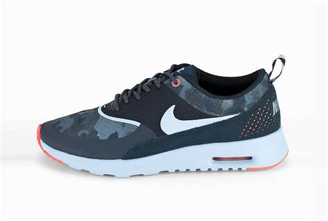 nike wmns air max thea armory camo sneakers addict