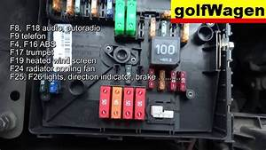Vw Eos Fuse Box Diagram Cigarette Lighter On Mk5 Golf Gt Tdi