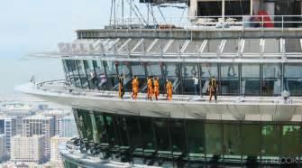 macau skytower skywalk x tickets online booking klook