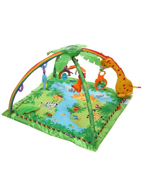 fisher price rainforest play mat fisher price rainforest melodies lights