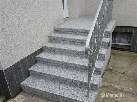 Steinteppich Treppe Außen by Marmorix 174 Steinteppich Verlegebeispiele Treppen