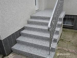 Pvc Für Treppen : marmorix steinteppich verlegebeispiele treppen ~ Frokenaadalensverden.com Haus und Dekorationen