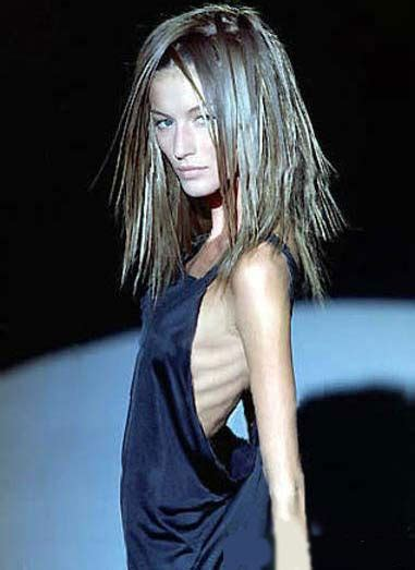 thin  model