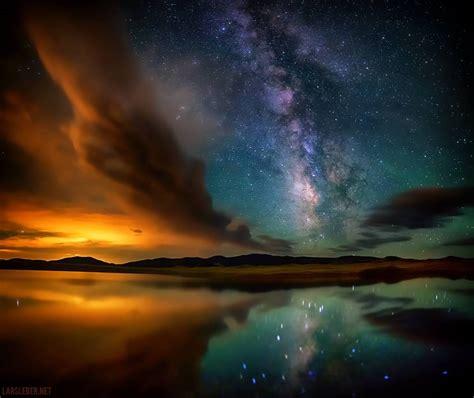 Eleven Mile Reservoir Milky Way (colorado)