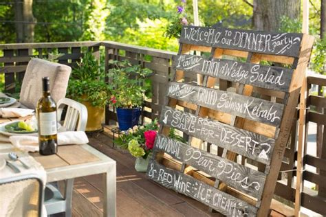 Ideas Using Pallets by 12 Easy Diy Pallet Projects Diy Network Made