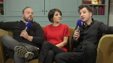 BFM People - Florence Foresti, Michaël Youn et Alban ...