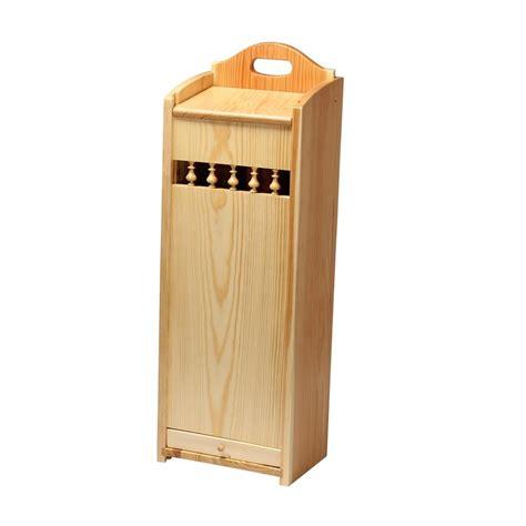 huche a en bois huche 224 bois blanc verni tom press